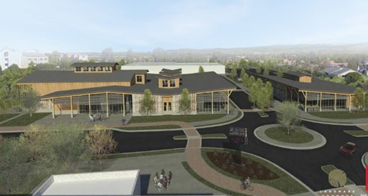 Bigger Senior Center and Library for Clovis