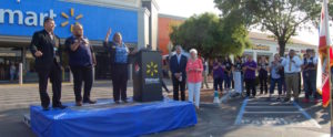 Renovated Clovis Wal-Mart Celebrates Grand Opening