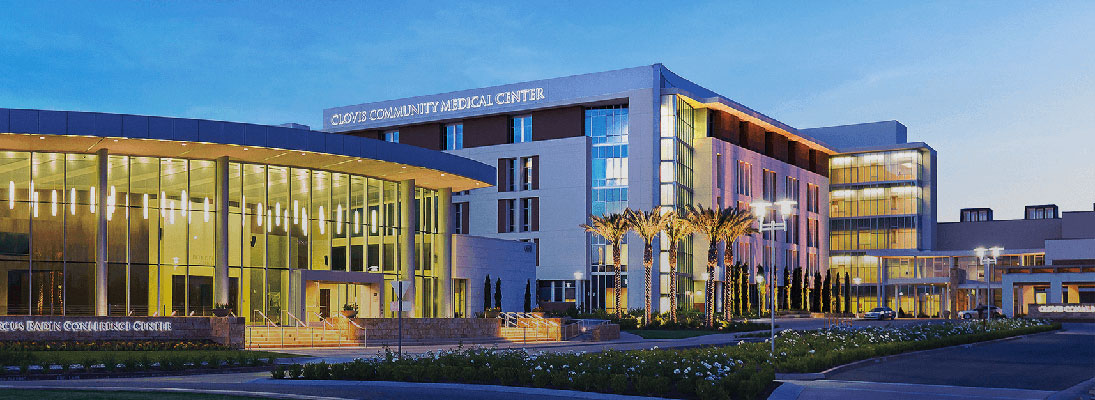 Clovis Community Medical Center Undergoing Major Makeover