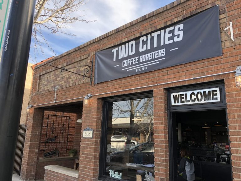 Two Cities Coffee Roasters Brewing Up Business