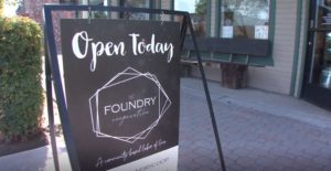 Old Town Clovis Businesses Thriving