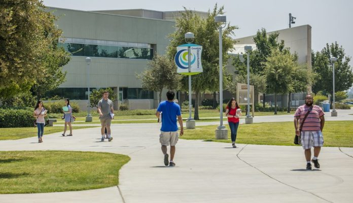 Clovis College Is State's Fastest-Growing Community College As Enrollments Top 13,000