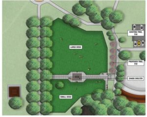 Dog Park Master Plan Approved by City Council